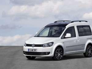 Volkswagen Caddy, ideal pentru familie