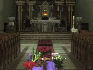 Credincioşii romano-catolici au intrat în Săptămâna Patimilor