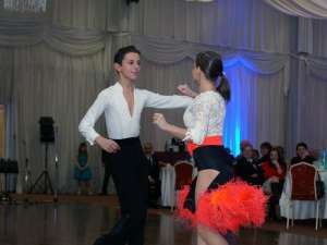 Festival Naţional de Dans Sportiv, duminică, la Suceava