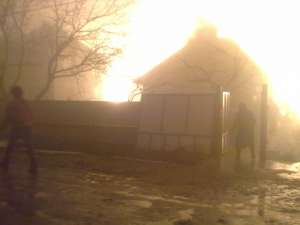 incendiu Costişa