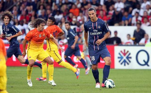 PSG şi Barcelona, un meci cu goluri multe şi spectacol pe cinste