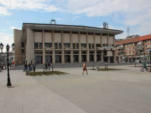 Pe esplanada modernizată din centrul municipiului Suceava va fi deschis Târgul de Paşte
