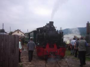 mocăniţa de la Moldoviţa