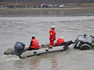 Un angajat al Ocolului Silvic Dolhasca a murit înecat în râul Siret
