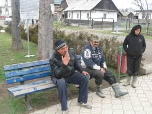 Romii din Mironu-Valea Moldovei au săltat rata şomajului până la aproape 30%