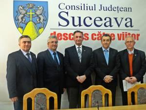 Ambasadorul Macedoniei a prezentat la Suceava oportunităţile de investiţii în această ţară