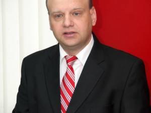 Preşedintele executiv al PSD Suceava, senatorul Ovidiu Dontu
