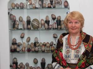 Artista Lucia Condrea a primit Premiul presei