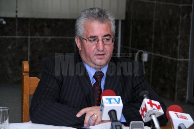 """Ion Lungu: """"Banii au fost viraţi astăzi în conturile Termica, pentru plata parţială a datoriilor la E.ON, pentru gaz metan şi electricitate"""""""