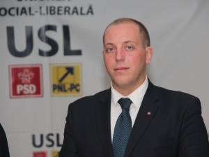 Deputatul PNL Radu Surugiu
