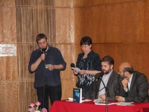 În perioada 15-17 mai, la Suceava a avut loc cea de-a doua ediţie a Festivalului Cuvântului