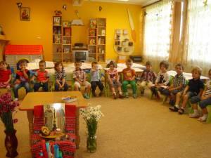 activitate copii grădiniţă