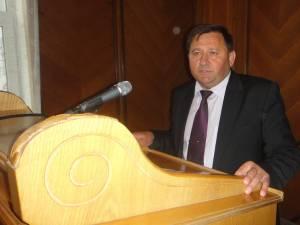 Viceprimarul municipiului Rădăuţi, Dumitru Ciubotariu
