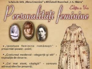 Personalităţi feminine