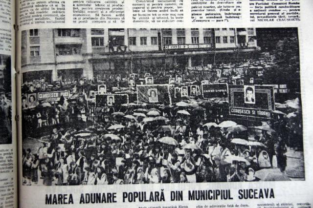 """""""Ceauşescu întârzia, iar noi stăteam ca nişte găini plouate"""""""