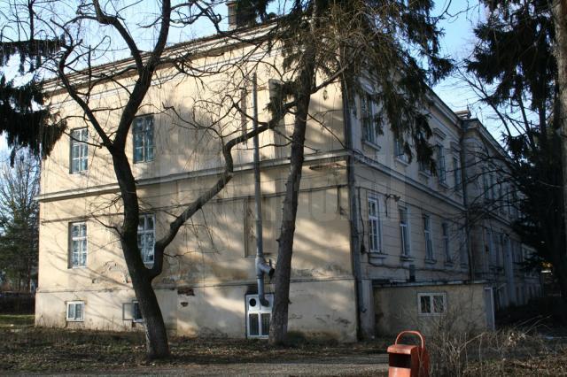 """Spitalului Vechi se numea la 1900 """"Casa publică generală a bolnavilor"""""""