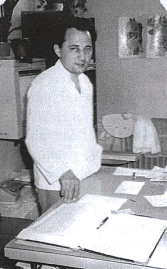 Doctorul Ioan Ieţcu avea 34 de ani în 1971, când a fost transferat la Spitalul Suceava