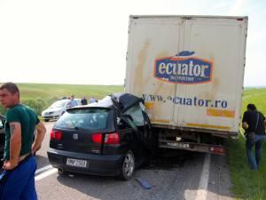accident Buneşti