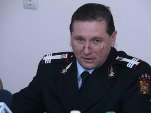 Colonelul Ion Burlui va fi noul şef al pompierilor din România