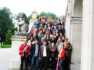 """""""Am văzut şi acum știm!""""- experiențe din cadrul proiectului Comenius"""