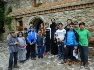 În vizită la mănăstirile din Bucovina