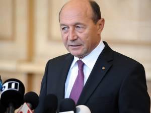 Băsescu: Înainte de a face declaraţia, scrisorile erau la Parlament