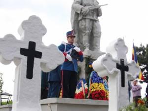 Ziua Eroilor Neamului, la Suceava