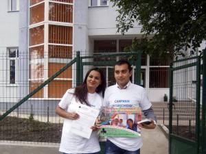 Campania a fost demarată pe 1 mai şi se va încheia în data de 30 iunie 2013