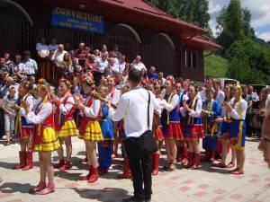 """Festivalul Minorităţilor """"Convieţuiri"""", la Ulma"""