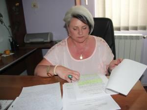 Daniela Brânduşa Maxim, decan Baroul Bota Suceava