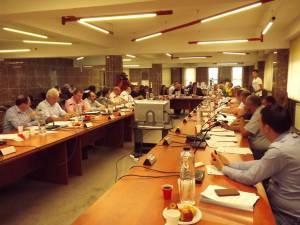 Decizie istorica a Consiliului Local Suceava, care s-a asociat cu municipiul Botoşani pentru a contracara Iaşiul la atragerea fondurilor europene