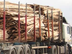 Unii transportatori desconsideră limitele de tonaj