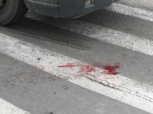 În două cazuri, accidentele s-au petrecut pe treceri de pietoni