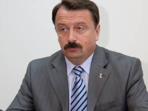 Liderul grupului de consilieri PDL din Consiliul Judeţean Suceava, Vasile Ilie