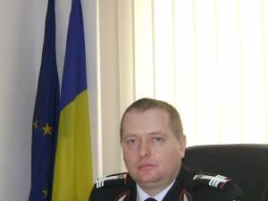 Colonelul Dan Hoffman va prelua oficial comanda Inspectoratului pentru Situaţii de Urgenţă (ISU) Suceava începând cu 1 iulie
