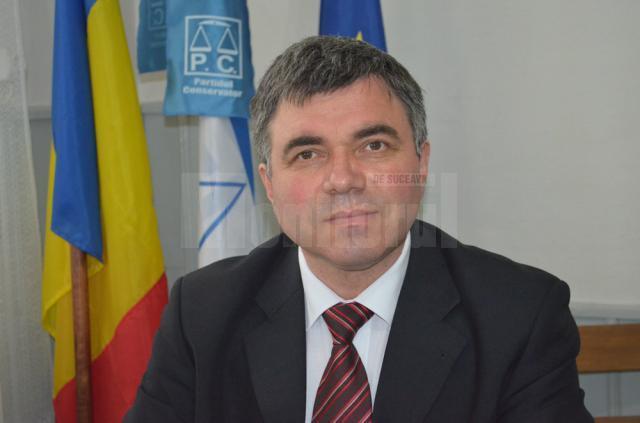 Omul de afaceri Dorin Simota, candidatul PC Rădăuţi la funcţia de primar pentru alegerile din 2016