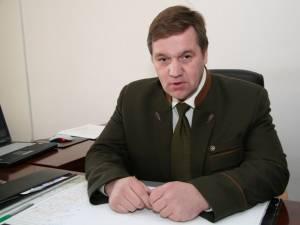 Ing. Sorin Ciobanu, Director al Direcţiei Silvice Suceava
