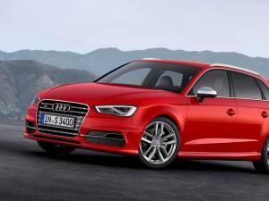 Audi S3 Sportback, sportivitate premium