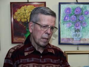 Pictorul crizantemelor, la Vatra Dornei