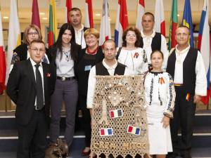 Echipa suceveană la Parlamentul European