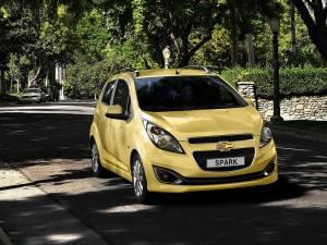 Chevrolet Spark a cucerit publicul feminin