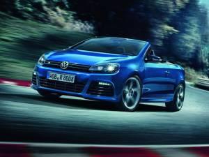 Volkswagen Golf Cabrio primește versiunea supremă R