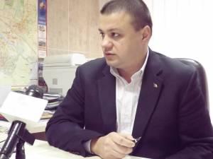 Atribuțiile de primar vor fi preluate temporar de către viceprimarul Ovidiu Doroftei