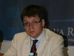 Preşedintele Partidului Noua Republică, Mihail Neamţu