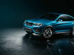 BMW X4 este plănuit să apară în toamna acestui an