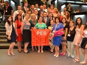 participanţi la Consiliul Partidului Socialiştilor Europeni
