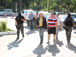 Şapte persoane au fost reţinute, între acestea aflându-se şi suceveanul Dan Gulei Andronic