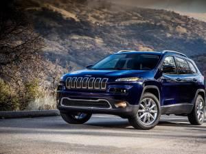 Jeep Cherokee va avea un nou motor diesel