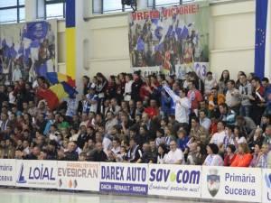 Semifinala din Luxemburg s-a lăsat cu sancțiuni pentru Universitatea și Handball Esch