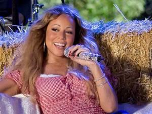 Mariah Carey, la spital după ce şi-a dislocat umărul